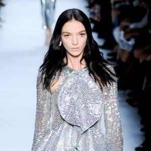 Mannequins italiens : notre top 5 Mariacarla Boscono Défilé Givenchy Printemps-Eté 2012