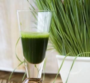 J'ai testé... le jus d'herbe, la boisson détox