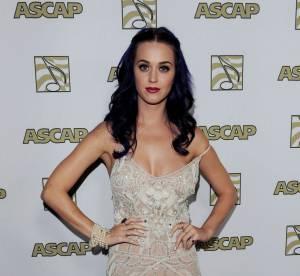 Katy Perry vs Podium : la robe transparente Temperley London