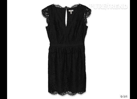 Collection Joie Automne 2012 : robe en dentelle