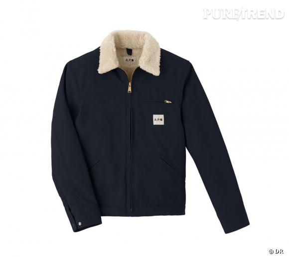 Collection A.P.C. + Carhartt, Automne-Hiver 2012/2013