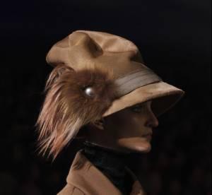 Le chapeau : indispensable de l'hiver !