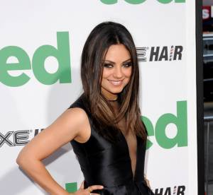Mila Kunis : trop sexy pour Fifty Shades of Grey ?