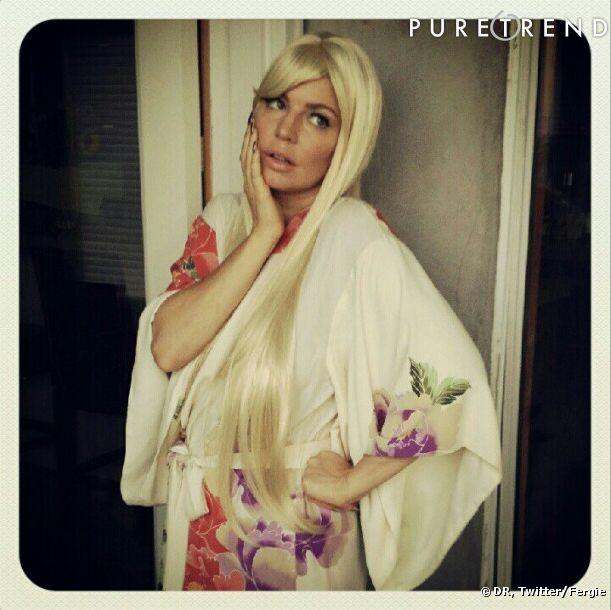 Fergie version Lindsay Lohan !