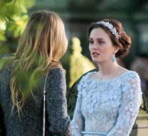 Leighton Meester et Blake Lively : princesses modernes sur le tournage de Gossip Girl