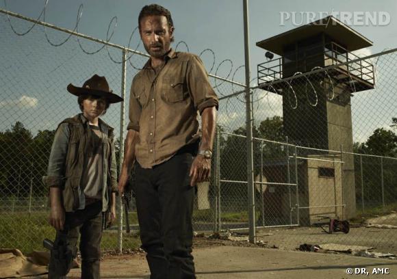 """""""Walking Dead"""" : 5 choses à savoir sur la saison 3."""