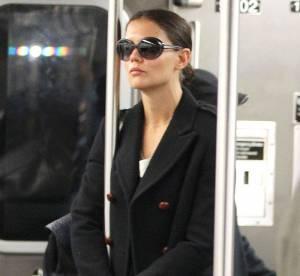 Katie Holmes, Jessica Alba, Rihanna... Presque incognito dans le métro