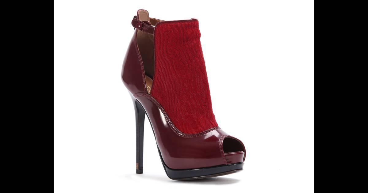 66db515970f313 Les it-shoes de l'Automne-Hiver 2012/2013 : Bottines Fendi, 765 € -  Puretrend
