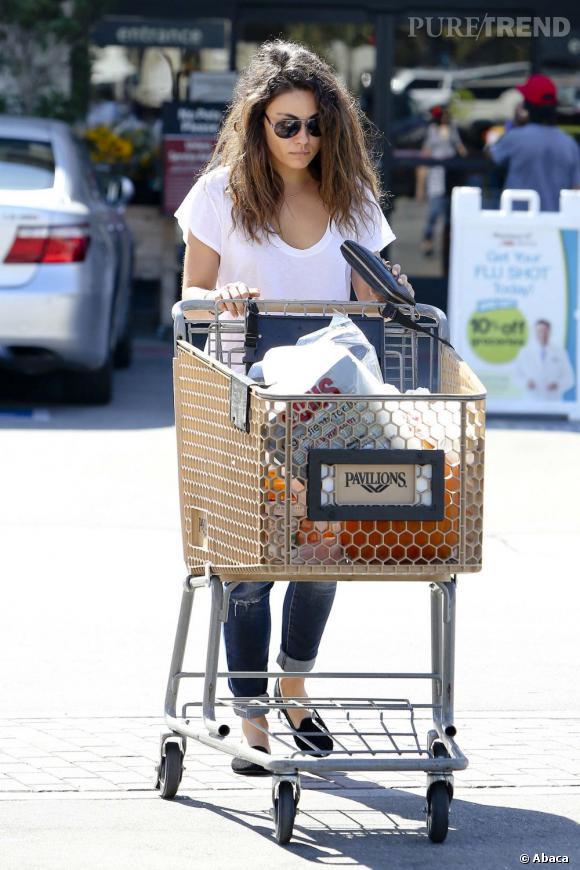 Mila Kunis, le flop du jour.