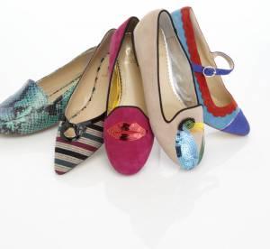 Iris Apfel se lance dans la chaussure