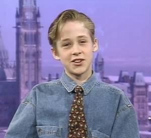 Ryan Gosling : à 12 ans, déjà un vrai charmeur pour la télé canadienne !