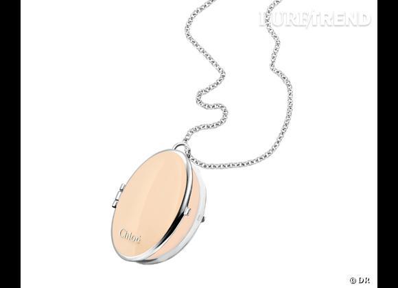 Le must have de Marijke bis       Collier parfum solide Bianca Chloé, 60 €
