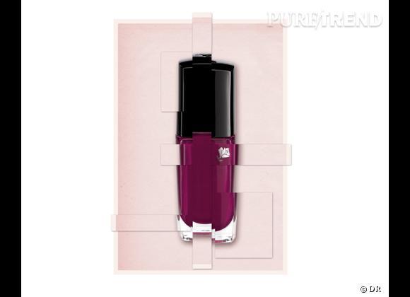 Le must have de Clémentine      Vernis à ongles Midnight Roses Lancôme, 16,50 €