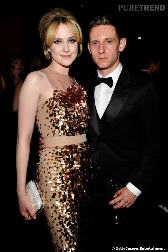 Evan Rachel Wood et Jamie Bell se sont mariés en toute discrétion.