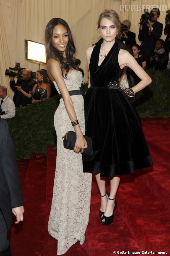 Les top models anglaises Jourdan Dunn et Cara Delevingne vont défiler aux côtés des plus grandes mannequins Victoria's Secret...
