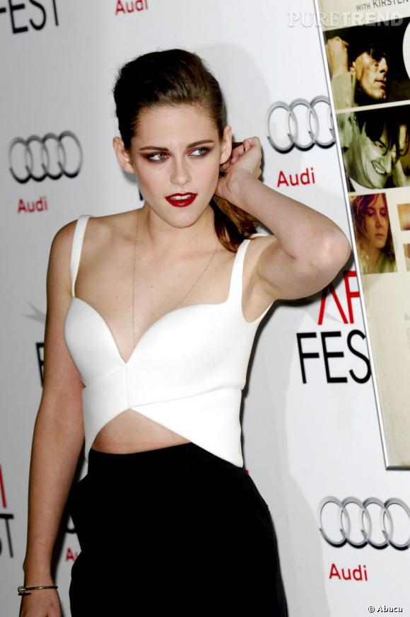 Kristen Stewart plus sexy que jamais