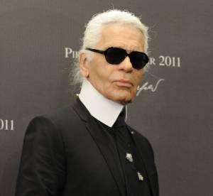 Karl Lagerfeld se lance dans l'horlogerie
