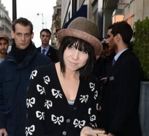 Carly Rae Jepsen, en promotion à Paris.