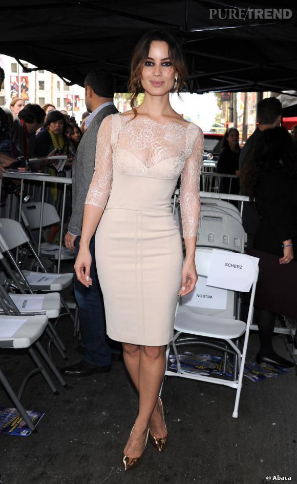 Bérénice Marlohe a obtenu son rôle de James Bond Girls grâce à Facebook !