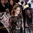 """Kristen Stewart, sensuelle et superbe à l'avant-première londonienne de """"Twilight 5""""."""