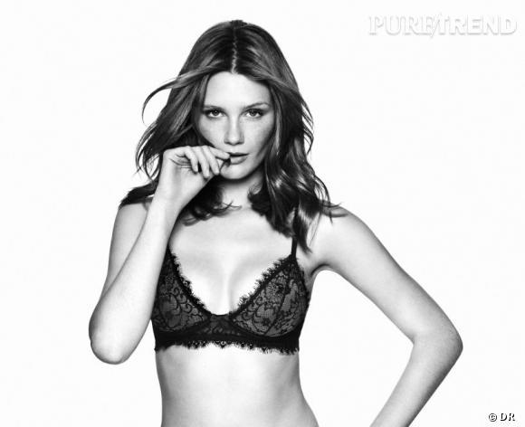 Sélection lingerie : dentelle noire délicate et sexy    Soutien-gorge Oysho, 19,99 €