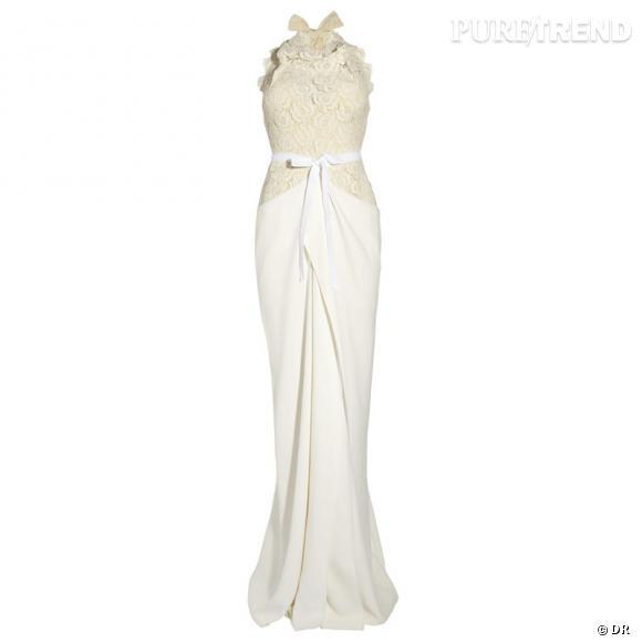 The White Collection : Roland Mouret présente sa première collection de robes de mariée    Robe Hexam, 4681 € sur  www.net-a-porter.com