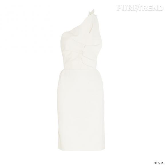 The White Collection : Roland Mouret présente sa première collection de robes de mariée    Robe Maestro, 1807 € sur  www.net-a-porter.com
