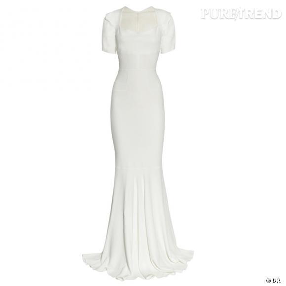 The White Collection : Roland Mouret présente sa première collection de robes de mariée    Robe Jansen, 2373 € sur  www.net-a-porter.com