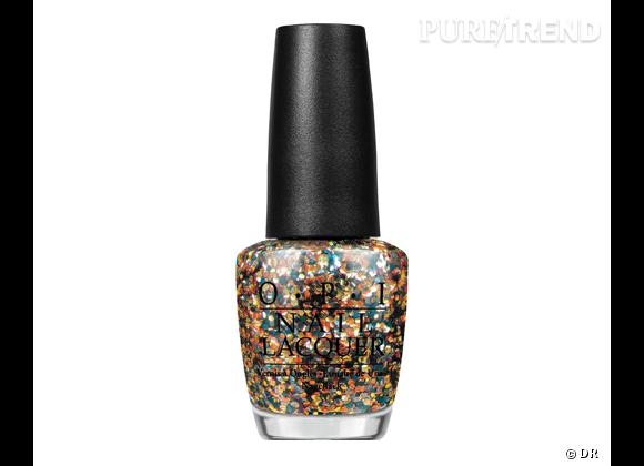 Vernis, The Living Day Lights, Collection Skyfall d'O.P.I., 13,90 €