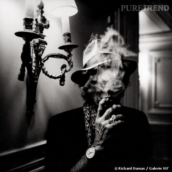 Keith Richards - 2010   © Richard Dumas / Galerie VU'
