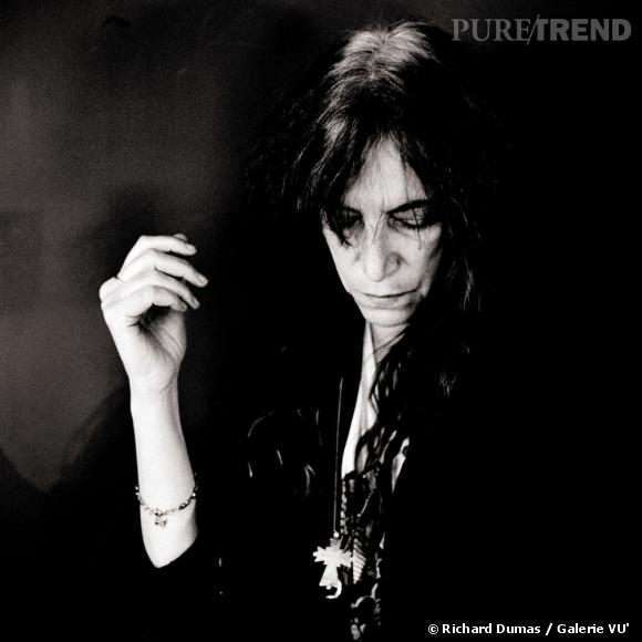 Patti Smith - 2010   © Richard Dumas / Galerie VU'