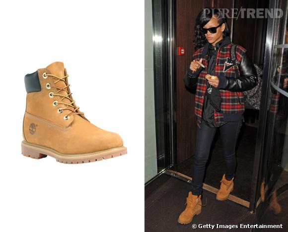 style vestimentaire avec timberland femme