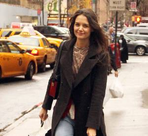 Katie Holmes : le celibat lui va si bien... a shopper !