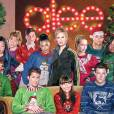 L'équipe de Glee vous souhaite un joyeux Noël !