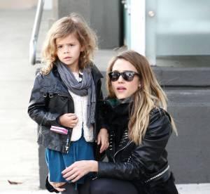 Jessica Alba, Victoria Beckham... Maman et fille assorties !