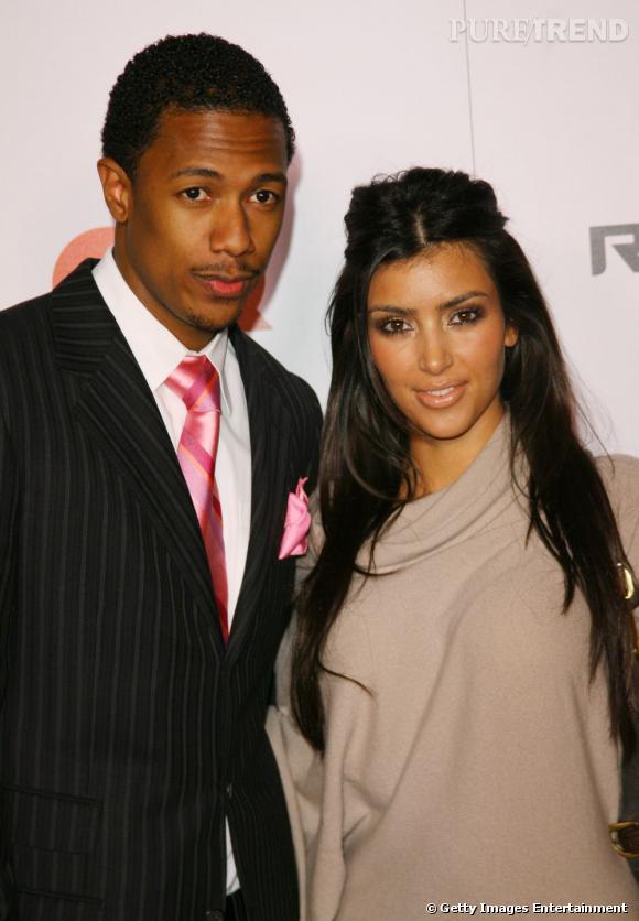 Kim Kardashian et Nick Cannon, on avait déjà oublié ce couple là.