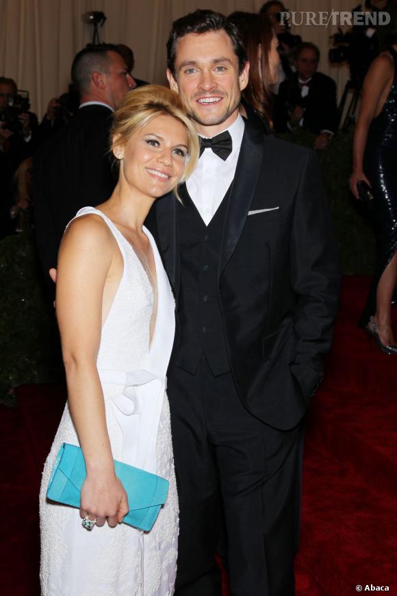 Claire Danes et son mari Hugh Dancy viennent d'avoir un bébé !