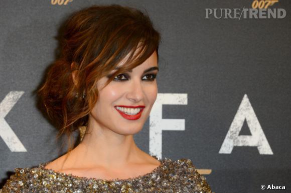 Les 50 coiffures de l\u0026039;année 2012 James Bond Girl dans \u0026quot;