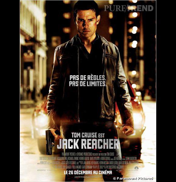 """""""Jack Reacher"""" avec Tom Cruise, au cinéma le 26 décembre."""