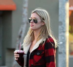Nicky Hilton, bucheronne fashion... A shopper !