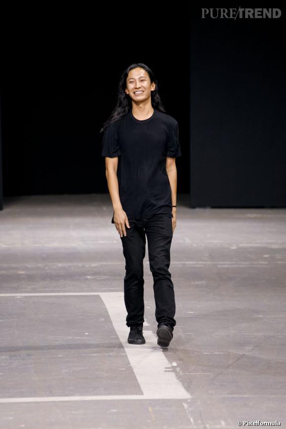 Mode : ce qu'on attend en 2013 !  Le défilé le plus attendu de 2013 est le premier défilé d'Alexander Wang à la tête de Balenciaga