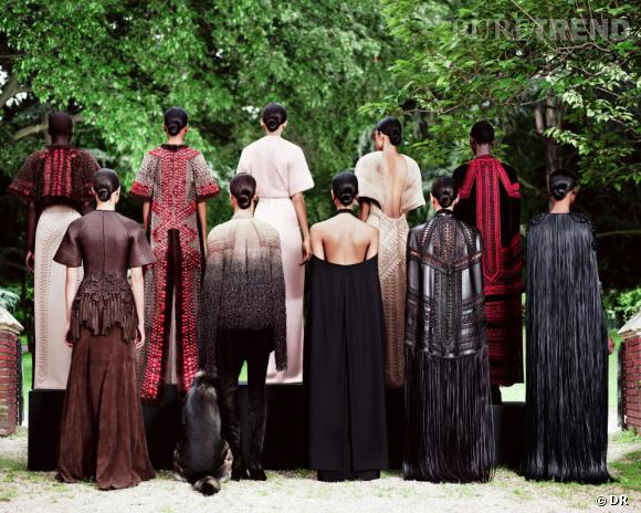 Mode : ce qu'on attend en 2013 !       Givenchy annule sa couture