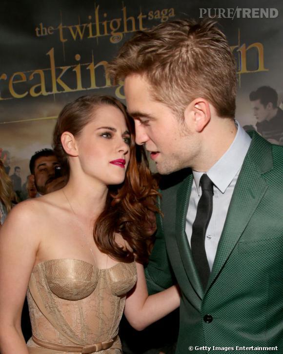 Kristen Stewart et Robert Pattinson cherchent une maison à Londres.