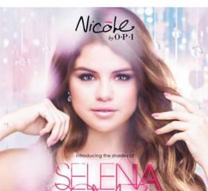 Selena Gomez : Romantique et girly pour ses vernis Nicole by OPI