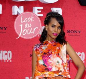 Kerry Washington : un avant-gout de printemps pour ''Django Unchained'' !