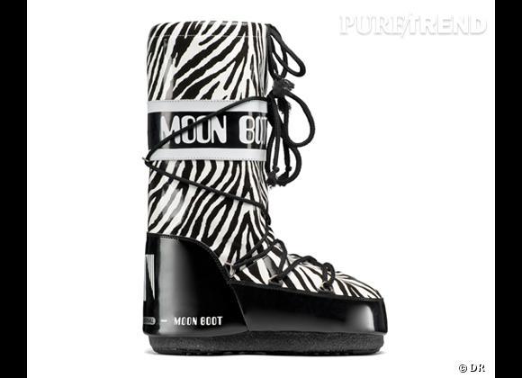 Le coup de coeur de Catherine Boots Savannah Moon Boot, 100 €