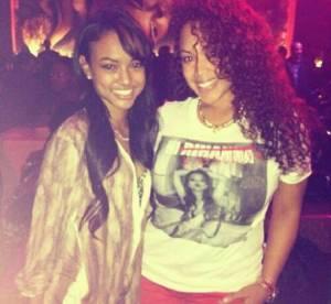 Rihanna et Chris Brown : la chanteuse declenche les foudres de Karrueche Tran