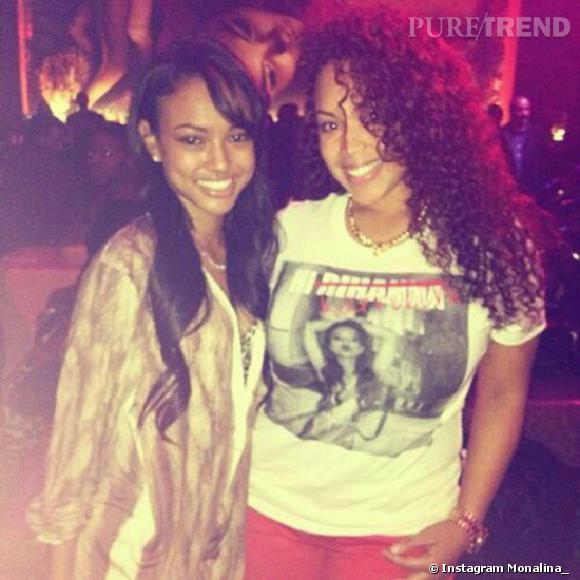 Rihanna tâclée par Karrueche Tran via un t-shirt !