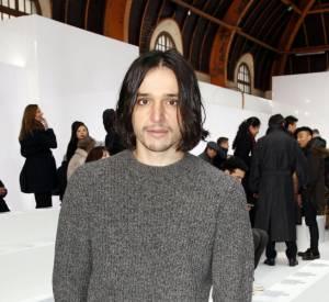 Le créateur Olivier Theyskens chez Dior.