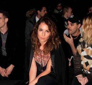 Noomi Rapace chez Givenchy.